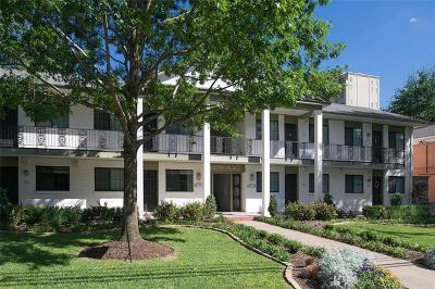 Highland Park Residential Lease For Lease: 4708 Abbott Avenue #C1