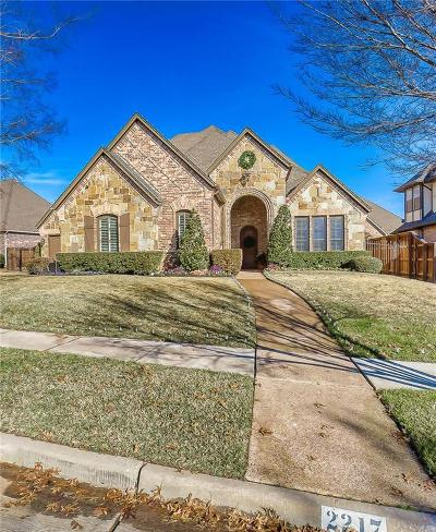 Mansfield TX Single Family Home Active Option Contract: $570,000