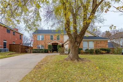 Flower Mound Single Family Home For Sale: 1616 Fuqua Drive