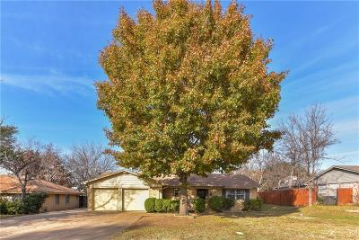 Fort Worth Single Family Home For Sale: 6455 Franwood Terrace
