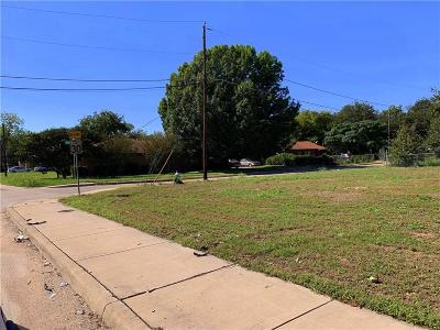 Dallas Residential Lots & Land For Sale: 2855 Fordham Road