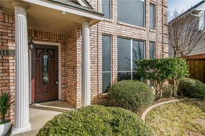 Plano Single Family Home For Sale: 1420 Exeter Drive