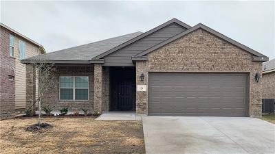 Fort Worth Residential Lease For Lease: 329 Marble Creek Drive