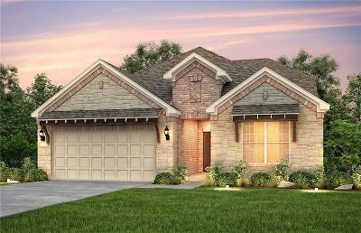 Mansfield TX Single Family Home For Sale: $374,720