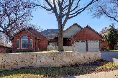 Grapevine Single Family Home For Sale: 533 Post Oak Road