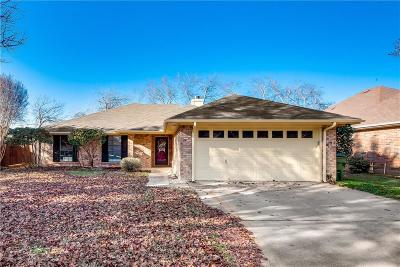 Mansfield Single Family Home For Sale: 909 Shannon Creek Drive