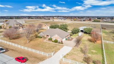 Fort Worth Residential Lease For Lease: 808 Round Hill Road