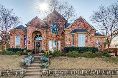 Rockwall Single Family Home For Sale: 2005 Club Lake Circle