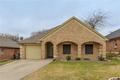 Fort Worth Single Family Home For Sale: 3019 McKinley Avenue