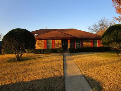 Rockwall Single Family Home For Sale: 710 Village Green Drive