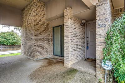 Euless Townhouse For Sale: 207 E Harwood Road #50