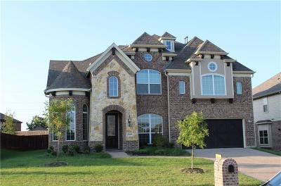 Plano Single Family Home Active Option Contract: 3569 Flowing Way