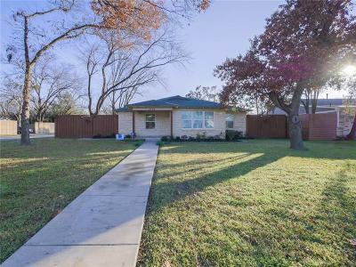 Single Family Home For Sale: 3770 Bolivar Drive