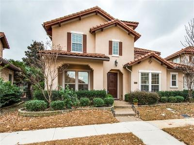 Irving Single Family Home For Sale: 6419 Malaga