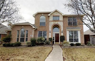 Rowlett Single Family Home For Sale: 8602 Hartford Drive
