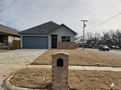 Fort Worth Single Family Home For Sale: 1617 New York Avenue