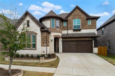 McKinney TX Single Family Home For Sale: $560,000