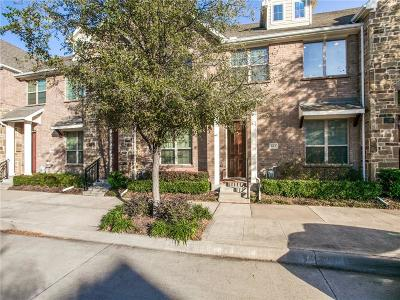 Richardson Townhouse For Sale: 623 Matthew Place