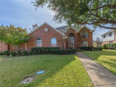 Single Family Home For Sale: 1104 Babbling Brook Drive
