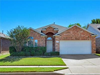 Fort Worth Residential Lease For Lease: 6316 Melanie Drive