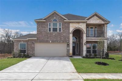 Denton Single Family Home For Sale: 7712 Alders Gate Lane