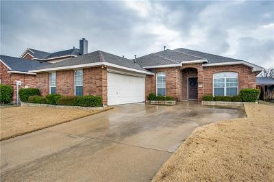 Wylie Single Family Home For Sale: 1707 Eastfork Lane