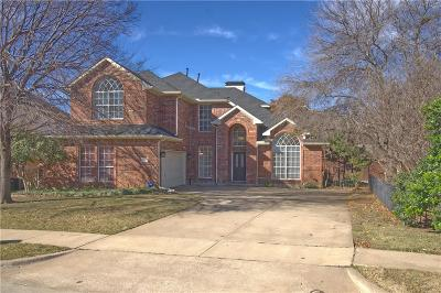 Flower Mound Single Family Home For Sale: 2129 Tournament Lane