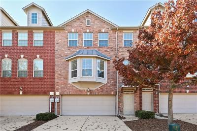 Lewisville Townhouse For Sale: 2658 Chambers Drive
