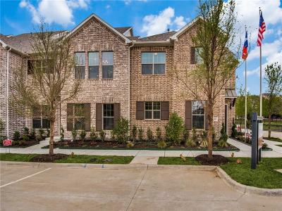 Denton County Townhouse For Sale: 2400 Morningside Drive