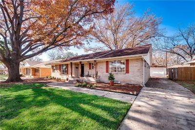 Richardson Single Family Home For Sale: 109 N Lois Lane
