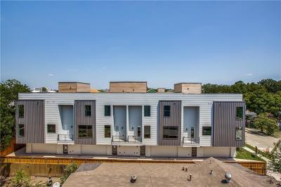 Dallas Multi Family Home For Sale: 2619 Kimsey Dr Drive #1-4