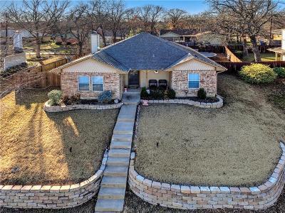 Denison Single Family Home For Sale: 3213 Belle Avenue