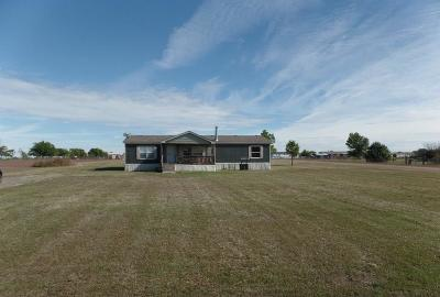 Kaufman Single Family Home For Sale: 10346 County Road 4116