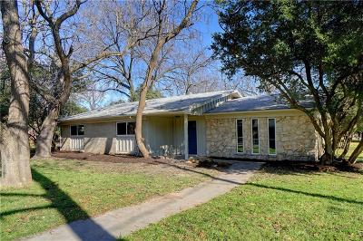 Denton Single Family Home For Sale: 102 Mill Pond Road