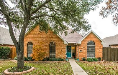 Garland Single Family Home For Sale: 2818 Hickory Bend Drive