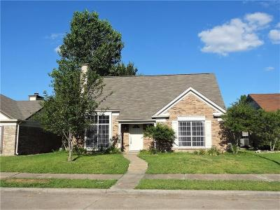 Mesquite Single Family Home For Sale: 402 Chancellorsville Drive
