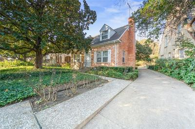 Dallas County Single Family Home For Sale: 2015 Mayflower Drive