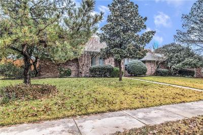 Plano Single Family Home For Sale: 3813 Camino Drive