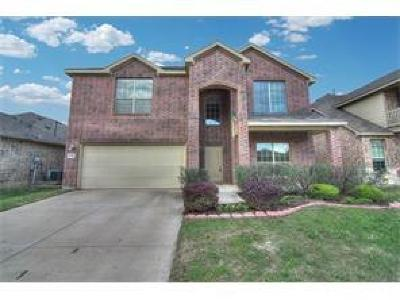 McKinney Single Family Home For Sale: 9700 Mystic Dunes Drive