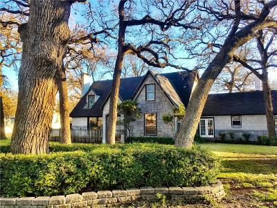 Fort Worth Single Family Home For Sale: 6271 Peden Road