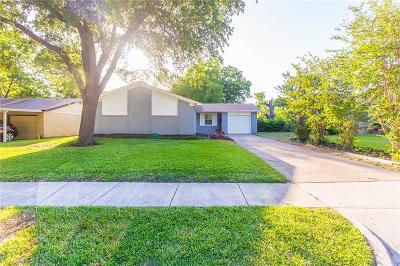 Mesquite Single Family Home For Sale: 3605 Demaret Drive