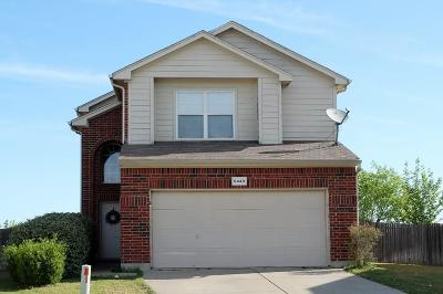 Fort Worth Residential Lease For Lease: 6449 Claire Drive