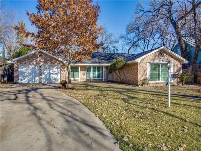 Fort Worth Residential Lease For Lease: 4104 Hartwood Drive
