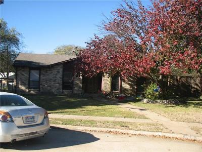 Plano TX Single Family Home For Sale: $189,900