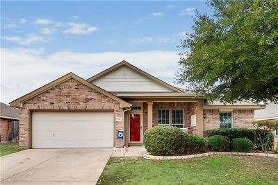 Forney Single Family Home Active Option Contract: 102 Hazelnut Trail