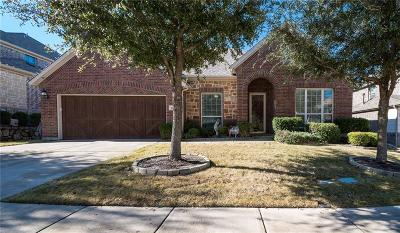 McKinney Single Family Home Active Contingent: 109 Bellegrove Drive