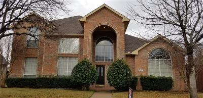 Richardson  Residential Lease For Lease: 3805 Marchwood Drive
