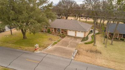 Granbury Single Family Home For Sale: 4007 Fairway Drive