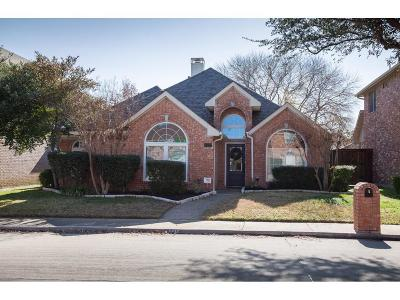 Single Family Home For Sale: 4452 Voss Hills Place