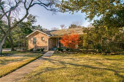 Dallas County Single Family Home For Sale: 11831 Lochwood Boulevard